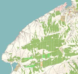 карта дорог Тархакута